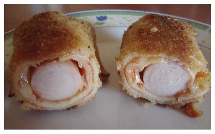 Szybki obiad - czyli naleśniki inaczej  http://extra-look.blogspot.com/