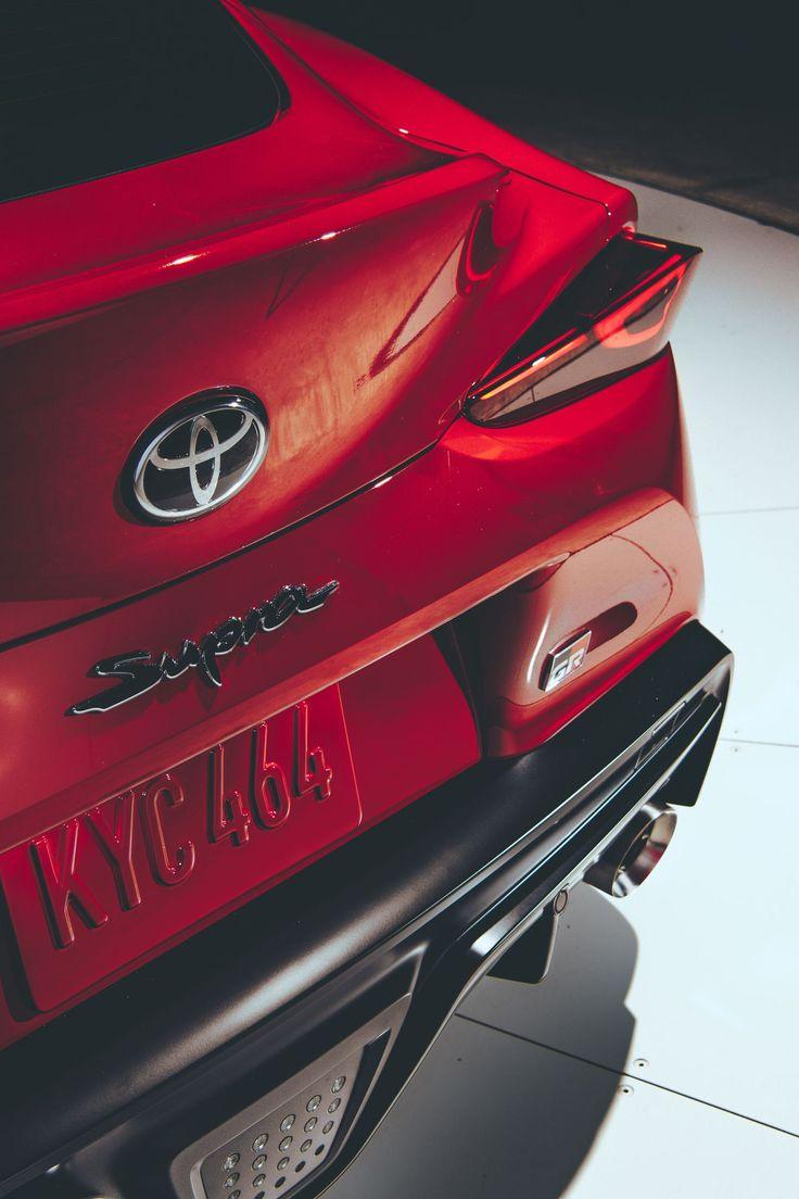 This Is the 2020 Toyota Supra Toyota supra mk4, Toyota