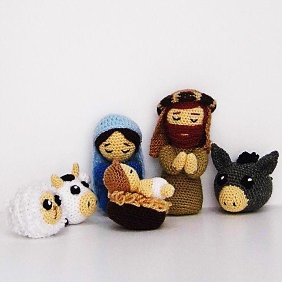 Navidad Amigurumi: 30 Patrones para tejer amigurumis navideños | Amigurumis Sueños Blanditos