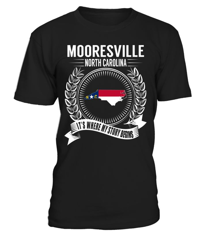 Mooresville, North Carolina - It's Where My Story Begins #Mooresville