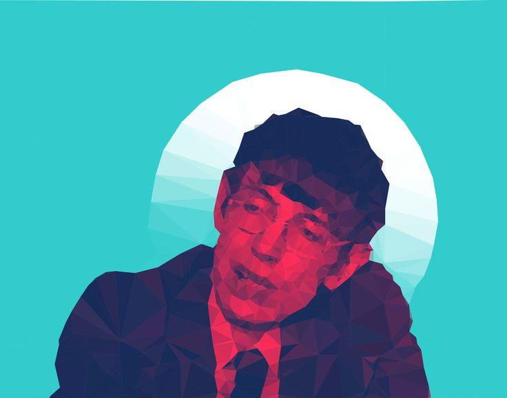 Stephen Hawking (1942-2018) by bend