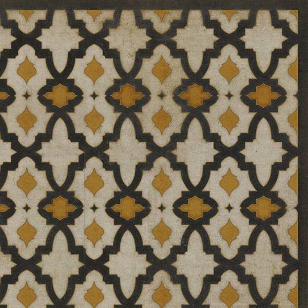 Madame Curie Vinyl Floor Cloths