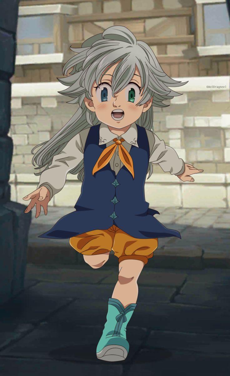 Tristán - Nanatsu no Taizai Capítulo 346 Manga | Seven ...