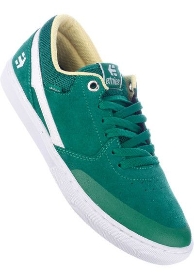 With the #etnies #Rap CL #shoe, the brand introduces a great skate-sneaker made from high-quality upper materials and equipped with the new Duo-Grip sole. The middle section of the sole features a herringbone profile which is perfect for the heel- and toe-area features the classic skate-profile. titus #skateshop #onlineshop