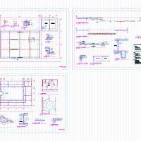 Piscina De Recreacion (dwg - Dibujo de Autocad) - Detalles Constructivos