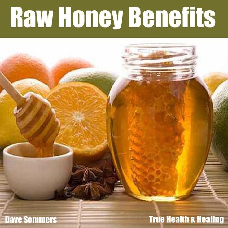 The Health Benefits Of Raw Honey | Honey | Pinterest