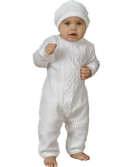 93 best abiti battesimo images on Pinterest | Babies clothes, Baby ...