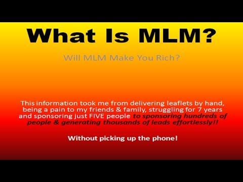 Find Out How To Produce Far More Leads & Make A Lot More Sales With These Basic MLM Marketing Techniques #home_business #multilevel_marketing #prospects #affiliate_internet_marketing #sales