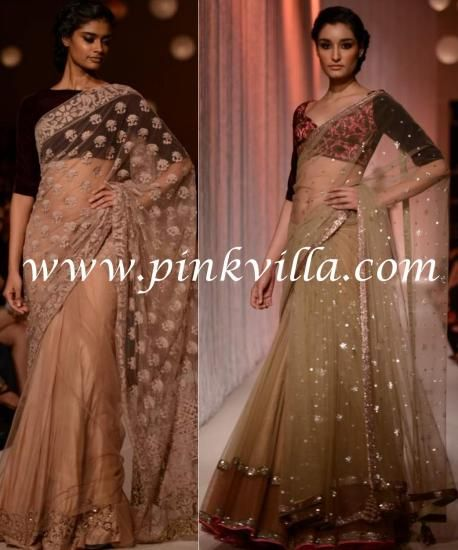 Lakme Fashion Week Winter/ Festive 2013 : Manish Malhotra showcase
