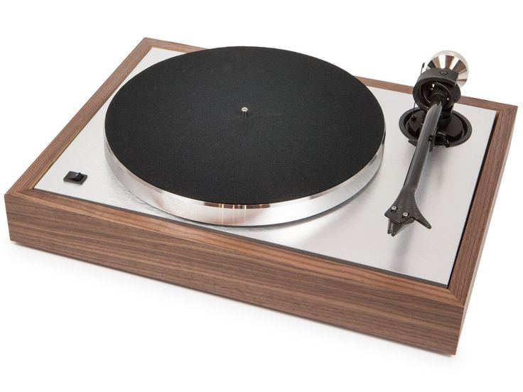 Platine vinyle ProJect The Classic Walnut - Cobra.fr