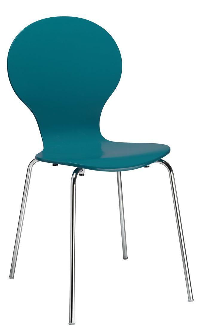 Les 25 meilleures id es concernant chaise turquoise sur pinterest chaise en - Chaise empilable ikea ...
