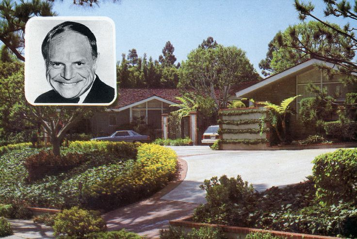 Don Rickles house in Califonia