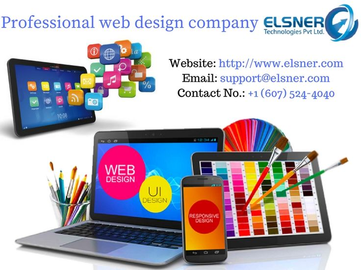 Elsner is a professional web design company offering solutions that are a perfect combination of programming languages of JavaScript, CSS3, and HTML5, with an optimized view across multiple browsers. and provides Static/Dynamic Website Designing, HTML Web Design, Responsive Website Design, Custom Website Design services etc.