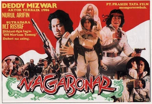 #6 Naga Bonar (MT Risyaf), 1986