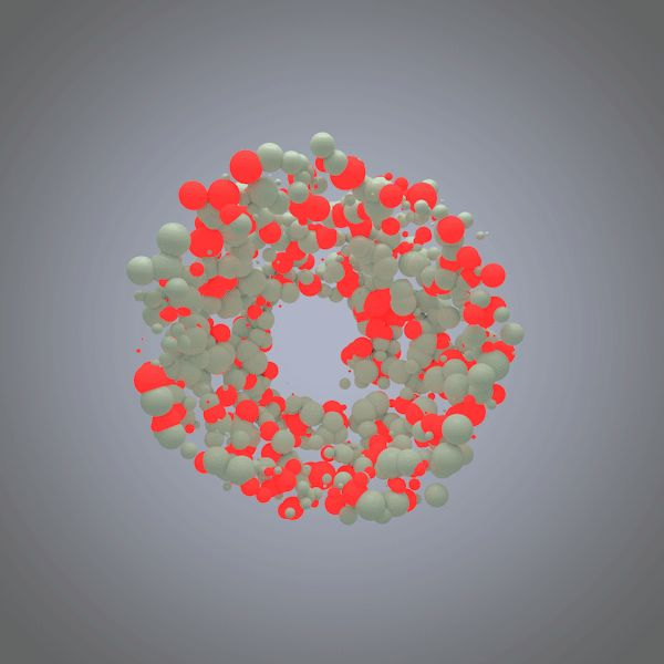 BUBBLE GUM GIF on Behance