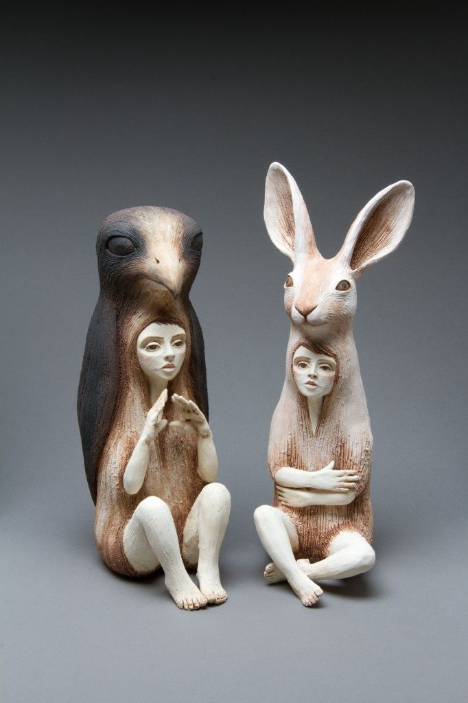 Crystal Morey Ceramic Sculptures12