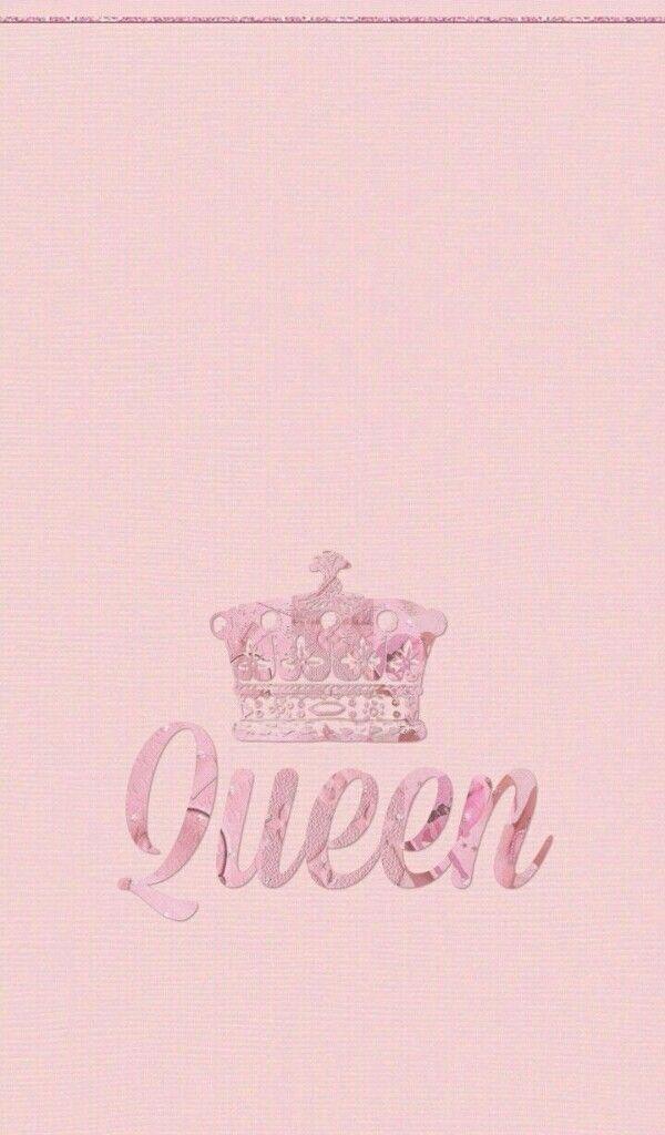 Pin By Love Kpop On خلفيات كيوت Pink Wallpaper Iphone Pink Queen Wallpaper Queens Wallpaper