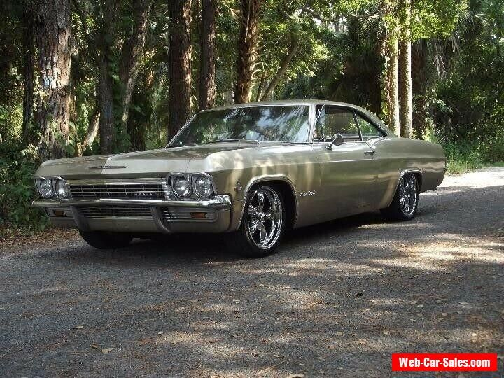 Car For Sale 1965 Chevrolet Impala