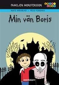 Familjen Monstersson : min vän Boris