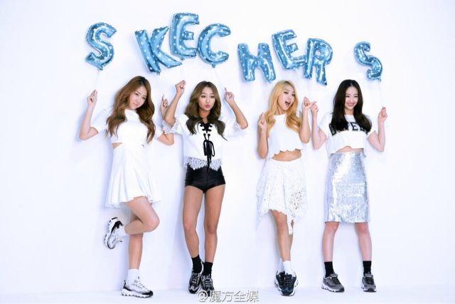 skechers d'lite korea | where can i buy skechers d'lites | APIS Hawkeye