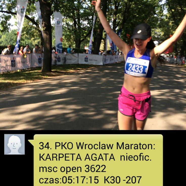 ventura-fashion: Mój Maraton