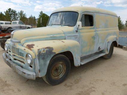 1950 international trucks for sale for sale 1950 international panel truck in pahrump nevada. Black Bedroom Furniture Sets. Home Design Ideas