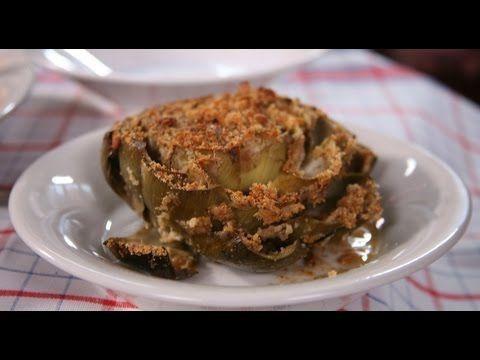 Stuffed Artichokes Recipe - YouTube