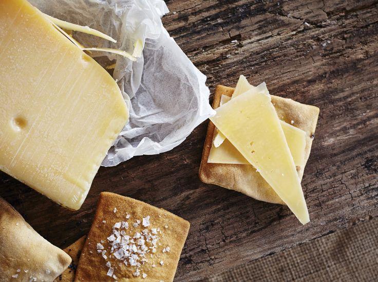 Hjemmelavede kiks til ost   Castello Danmark