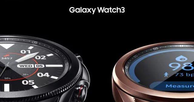 Samsung Galaxy Watch 3 Release Date Samsung Galaxy Watch 3 Price Samsung Galaxy Watch Active 3 New Samsung Galaxy Watch 3 Samsung In 2020 Samsung Samsung Galaxy Galaxy