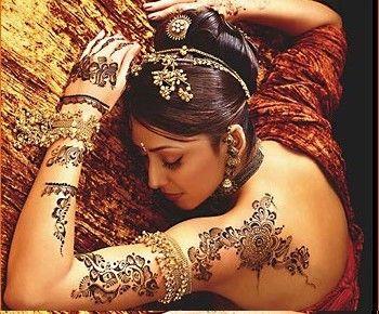 Indian tattoo design http://4kblue.com/indian-tattoo-design