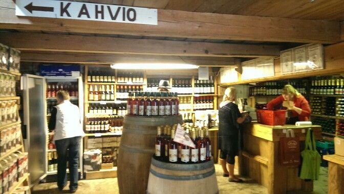 Pihamaa, wine yard, Kalkkinen