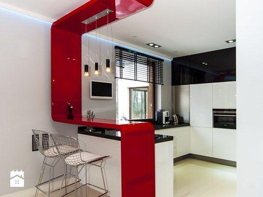 Jak oddzielić kuchnię od salonu? Pomysły dla otwartej kuchni - Homebook.pl