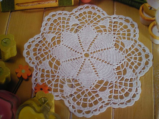 Ravelry: Summer Doily pattern by emmhouse