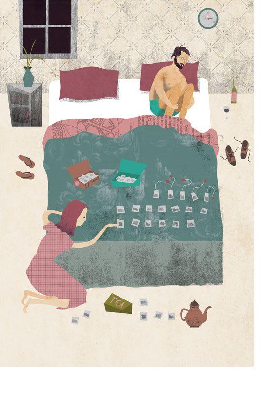 Illustration by Media Arts graduate Gary Venn