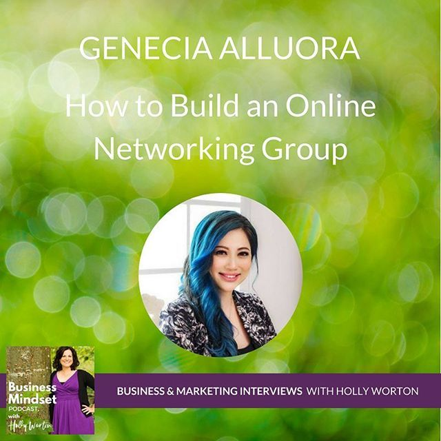 Today's guest @GeneciaAlluora has built up an extensive network of female entrepreneurs in Asia connecting over 10000 women. In today's interview she shares her journey and gives her top tips for getting started building a wildly successful online community.  Watch the video on YouTube: link in profile.  About Genecia Alluora  Genecia Alluora is the Founder of Soul Rich Woman South East Asia's leading network for female entrepreneurs connecting 10000 women across the region. Genecia was…