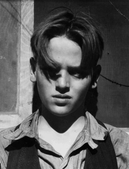 Photo by Dorothea Lange, 1940