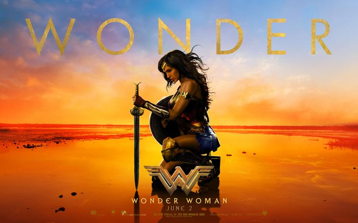 """Gal Gadot stars as the title character in the epic action adventure from director Patty Jenkins (""""Monster,"""" AMC's """"The Killing""""), """"Wonder Woman"""". """"Wonder Woman"""" hits movie theaters around the world on June 2, 2017. Joining Gadot in the international..."""