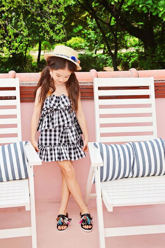 Le Girl Serable Dress (2C)