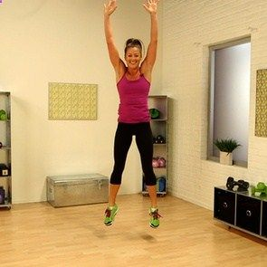 10-Minute Full-Body Crossfit Workout- try in the mornings?? Only 10 minutes, You can do that! .