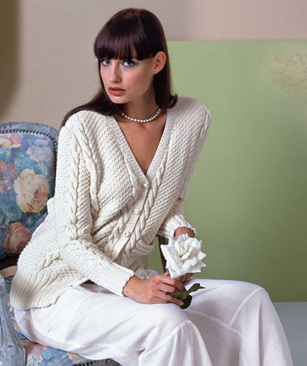 501 best Knit It - Adult Cardigans, Shrugs & Vests..... images on ...