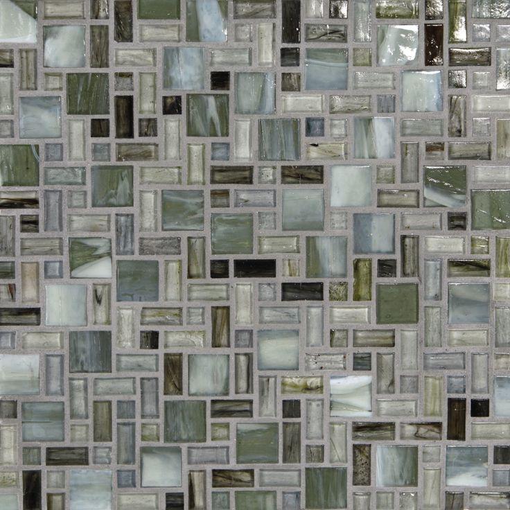Gendai Mosaic Color Gehry Natural