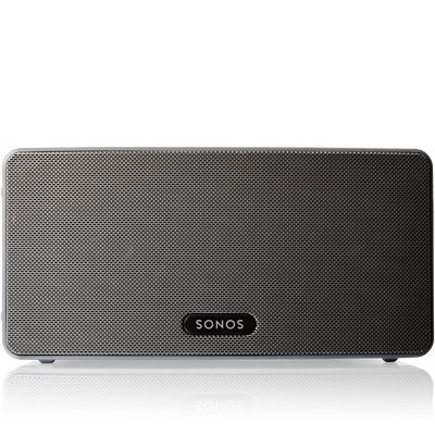 Sonos PLAY:3 ($300) - apparently, the sound is amazing!