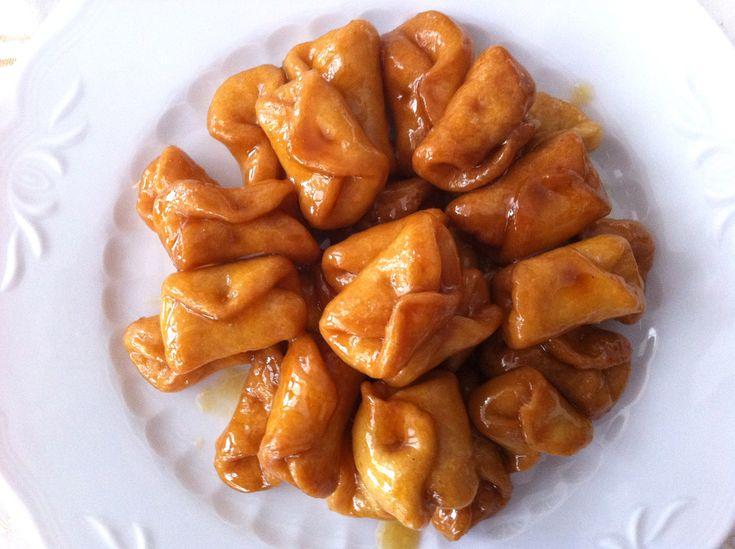 Pestiños de miel- Semana Santa   España