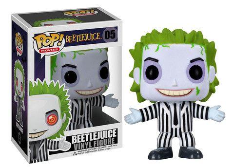 Pop! Movies: Beetlejuice - Beetlejuice | Funko