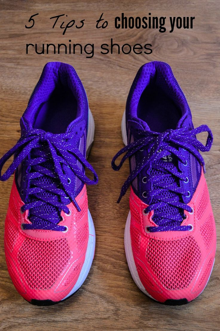 If you are new to running, choosing your running shoes can be daunting with so many things to consider. I've been running since 2010 and on this post I share my best tips to help you buy the right pair of trainers