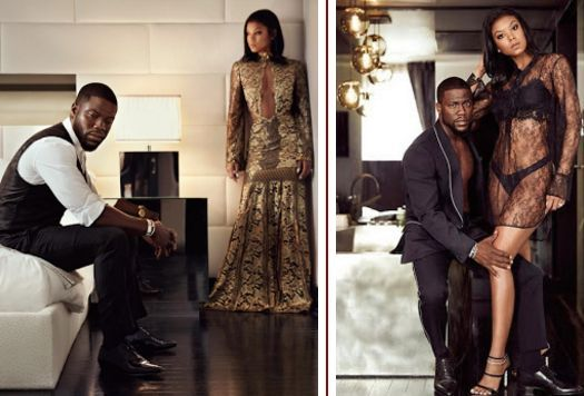 Kevin Hart & His New Wife Eniko Share Post-Wedding Photos   Kevin and Eniko who got married recently shared new beautiful post-wedding pics on social media. News