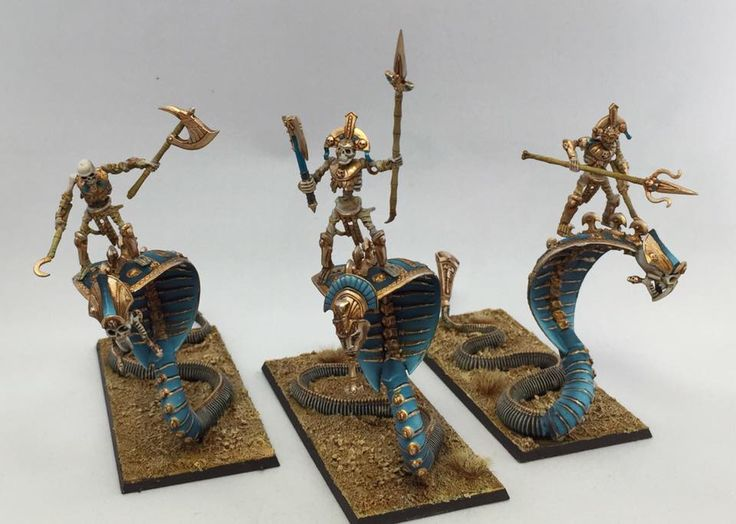 Warhammer FB | Tomb Kings #warhammer #ageofsigmar #aos #sigmar #wh #whfb #gw #gamesworkshop #wellofeternity #miniatures #wargaming #hobby #fantasy