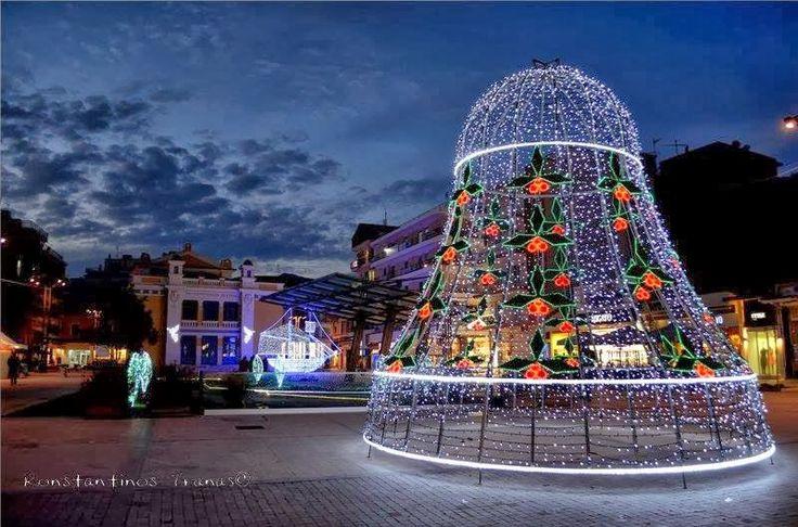 Καλαματα Χριστουγεννα