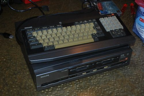 Philips MSX 2 - NMS 8280