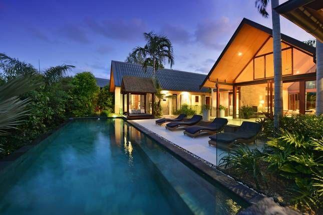 Entrance: Villa 39 Niramaya Port Douglas in Port Douglas